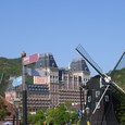 ハウステンボス 風車とANAホテル