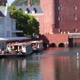 ハウステンボス 運河と船