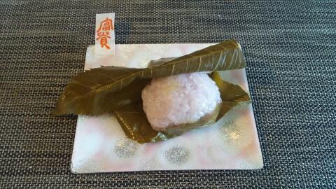 桜餅(^.^)